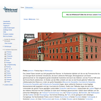 Hotels in Polen Wikitravel Informationen